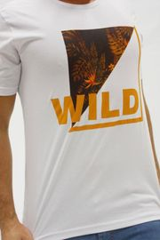 CAMISETA ESTAMPA WILD MIND