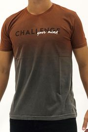 CAMISETA CHALLENGE YOUR MIND